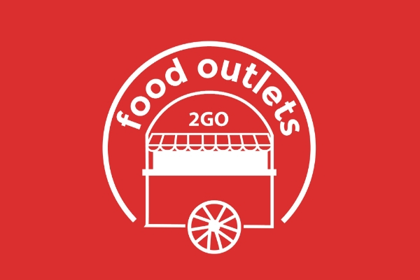 Bako food outlet customers