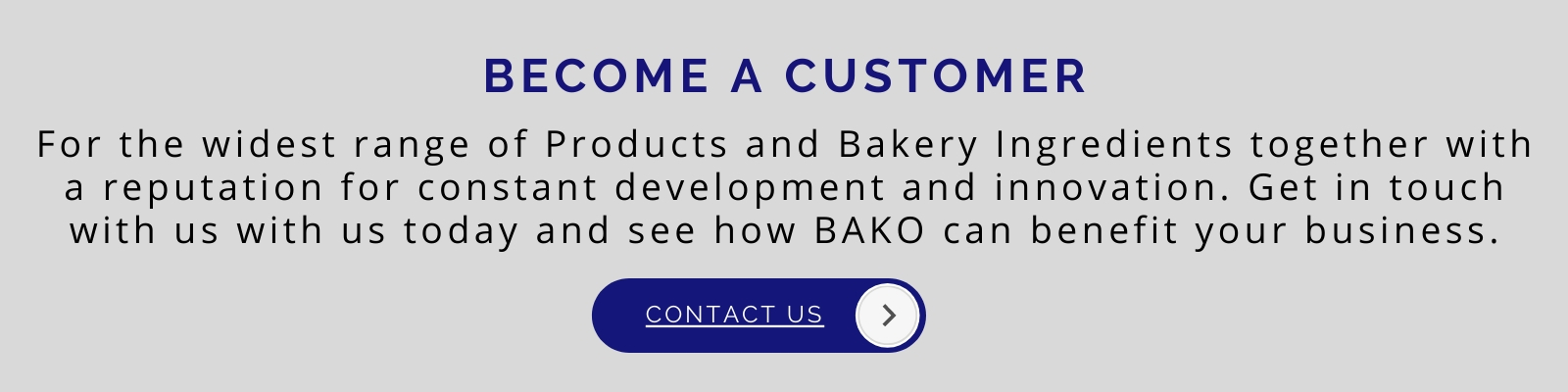 Become a Bako customer