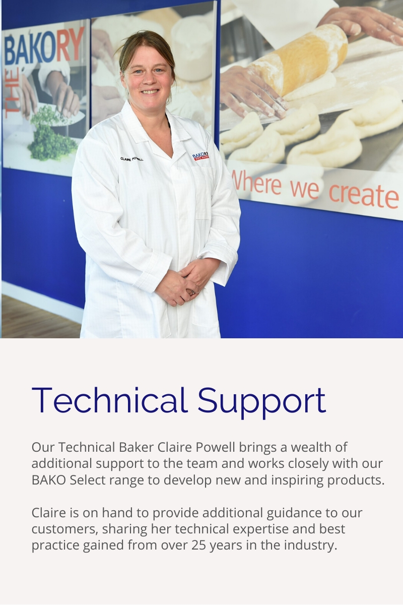 Technical support at Bako