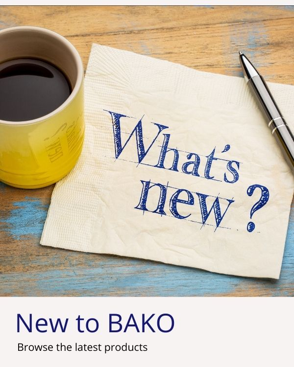 What's New at BAKO