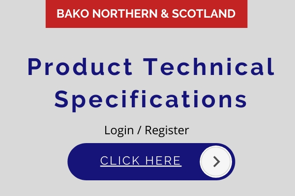 Bako Northern and Scotland product specifications