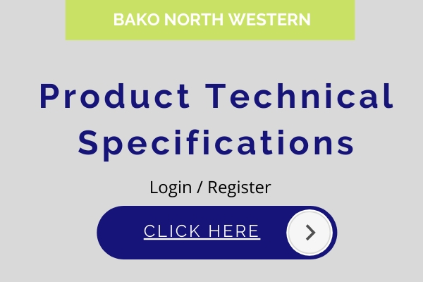 Bako North Western Product Specifications