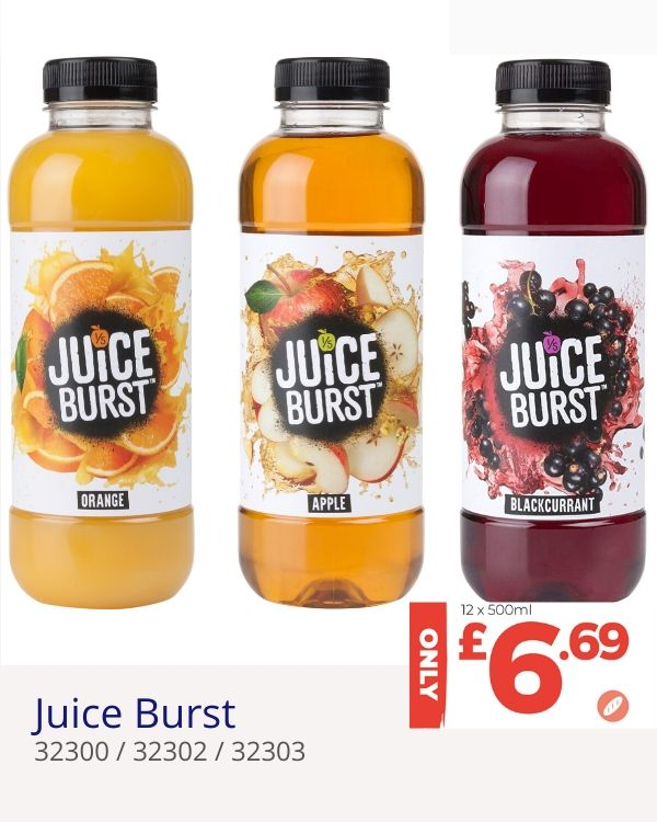 April deal - Juice Burst