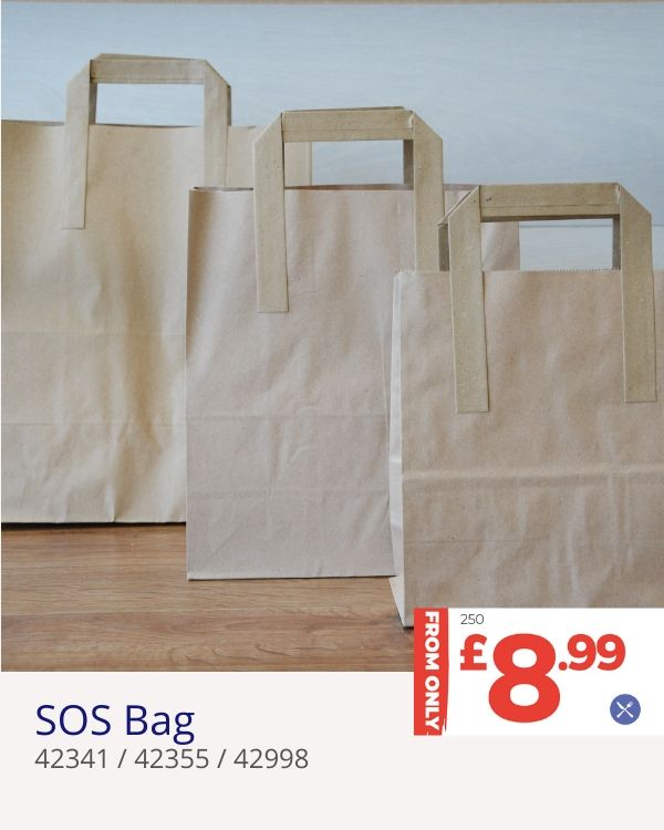 April deal- SOS Bags