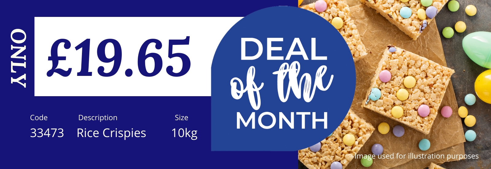 BAKO Deal of the Month - Rice Crispies