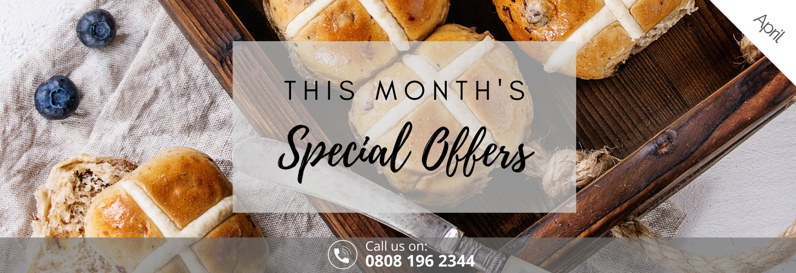 BAKO - This month's special offers